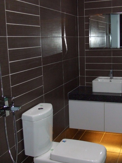 Toilet renovation gallery of with toilet renovation for Bathroom renovation package